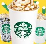 starbucks, smoothies and frapps