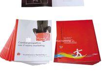 Brochure e cataloghi aziendali realizzati da StudioCentro Marketing