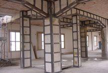 reforço estrutural em aço
