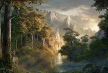 Inspiration till Fantasy-tittskåp
