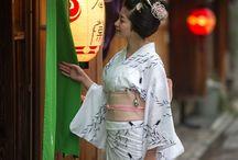 Yukata and Kimono