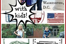 Washington DC Staycation: Things to do with kids / Family friendly activities to do in the DC area / by White House Nannies