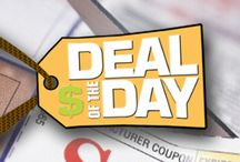 Deal of the Day / Save money in Hampton Roads! / by WTKR NewsChannel