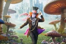 :-)Alice in wonderland