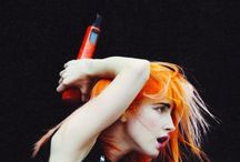 Paramore / but mostly Hayley