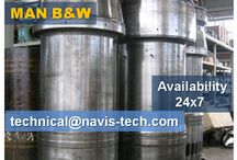 MAN B&W S ME-C/MAN B&W S ME-GI,Engines spares,We Navis-Tech are Suppliers of spares for MAN B&W. / NAVIS-TECH is suppliers of ship main engine spares MAN B&W S 50ME-C,MAN B&W S 60ME-C,MAN B&W S 65ME-C,MAN B&W S 70ME-C,MAN B&W S 80ME-C,MAN B&W S 90ME-C,MAN B&W S 60ME-GI,MAN B&W S 70ME-GI,MAN B&W S 65ME-GI