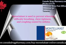 Buy Montelukast Online / by don adams