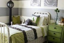 Master Bedroom / by Miranda Young