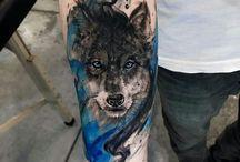 Állatok tatto