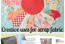 Using Every Last Piece of Fabric
