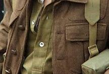 1940's Menswear