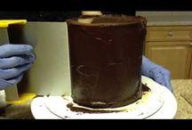 Cakes tutoriais
