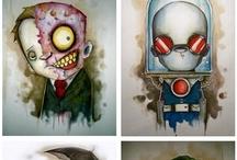Art! / by Hannah Buh