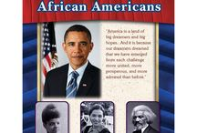Black History Month Ideas / Arts & Crafts, Teachers Resources, & Bulletin Board Ideas all to celebrate Black History Month