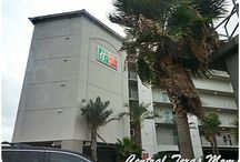 Family Travel Holiday Inn Club Vacations Galveston Beach Resort Review / Central Texas Mom's review of her family of 5's vacation trip and stay at Holiday Inn Club Vacations Galveston Beach Resort #galveston #texas #review #travel #family #familyvacation
