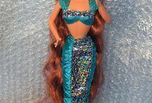 barbie mermaids