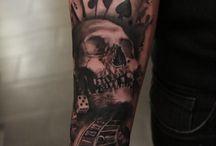 Jimmy Davila Tattoo Art