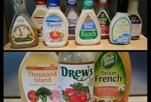 THM Dressings & Sauces / On Plan Healthy Dressings and Sauces