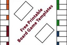 Resources - Board and Flash Card Games / Here are some educational board games to make more exciting and fun learning.