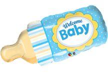 Blue Baby Shower / Artigos para festas Baby Shower Menino / Parties supplies for Blue Baby Shower