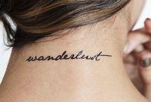 Tattoos / Canvas