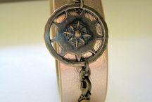 Homespun Gossamer / My handmade jewelry & accessories.
