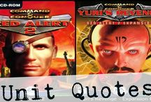 Red Alert 2 Quotes - Red Alert Uniit Quotes - Red Alert Sounds