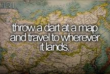 Bucket Lists / Bucket List: so much to do, so many places to go… this is just part of our #bucketlist. http://www.travelwithmk.com