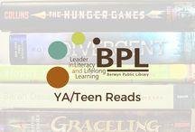YA/Teen Reads