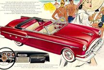 The Independents  / Independent autos from Nash to Studebaker, Kaiser to Packard and beyond. / by Christopher Crain