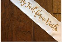 Ya girl's getting married! / Wedding & Bachelorette Ideas