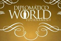 Diplomático World Tournament / THe Diplomático World Tournament is a cocktail competition, in search of the world's best bartender.