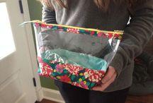 Open wide pouch swap