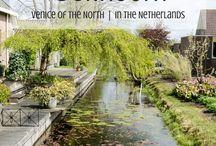 TRAVEL : Geithoorn Netherland