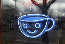Coffee, Coffee, Coffee!! <3 / by Donna Peaks
