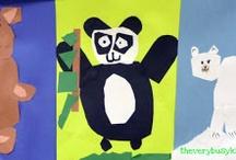 kinder...bears / polar, panda, grizzly, black, and teddy. love them all.