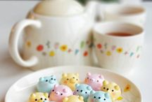 Cute Meringue &Macarons