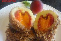 Aprikösenknödel