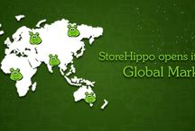 Global marketplace / StoreHippo, the new age m-commerce platform, is creating a flurry of activity in the online world. StoreHippo specializes in creating online stores for entrepreneurs and the company has shown a consistent growth in India and now aims to cash the potential in the global marketplace as well.