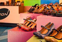 Kron shoe store in Reykjavik, Iceland