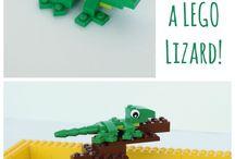 Lego epites