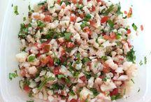 Recetas vegetarianas / Mexican food for Valo
