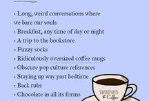 2. Introvert stuff