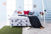 Boxprings - Eastborn / Eastborn boxsprings zijn volledig te customizen? Van materiaalkeuze tot kleur en van afwerking tot techniek, in jouw stijl voor jouw perfecte slaaphouding. Daag de Eastborn customizers uit en creëer je eigen droomwereld.