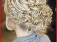 Prom hair / by Larson Kent