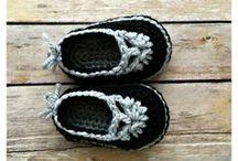 bačkorky, ponožky