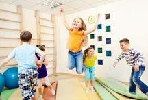 School - sport & PE activities