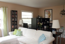 multi functional spaces / by Marcie Kendall