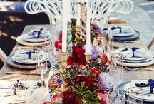 Tablescapes / Tablescapes