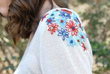 Broderie / by Jakecii